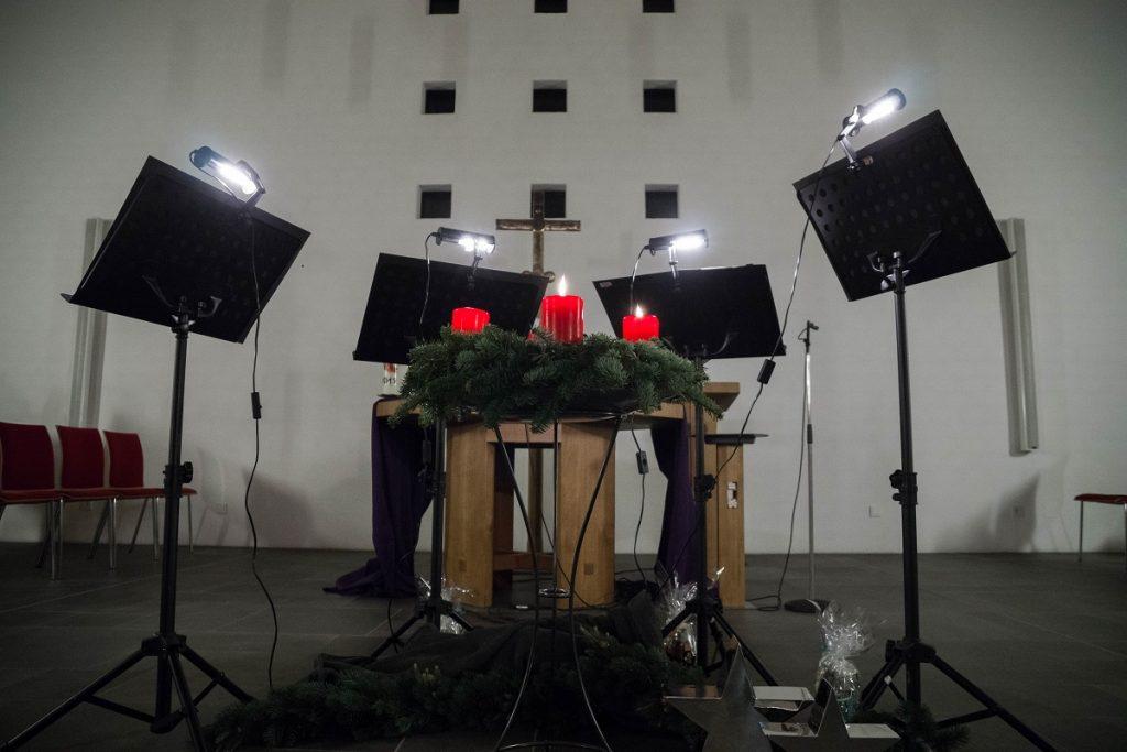 Adventskonzert in der Bethlehemskirche in Wertingen